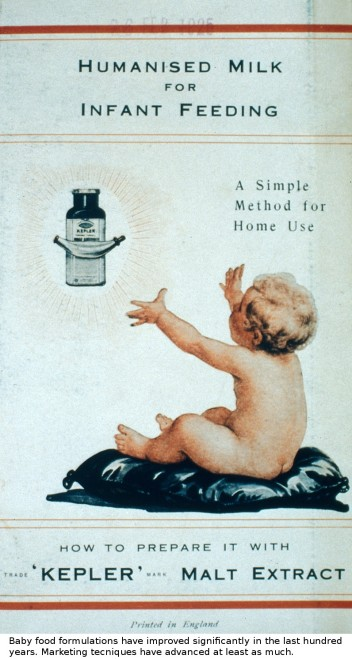 Humanized_milk_for_infant_feeding,_advertise_Wellcome_L0032240