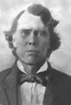Bosman Kent, son of Alamo Defender Andrew Kent